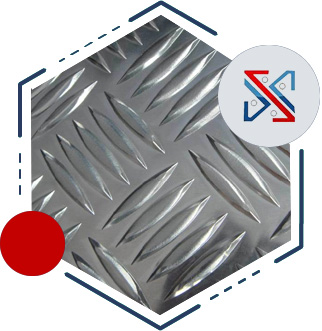 Five Bar Chequered Plate