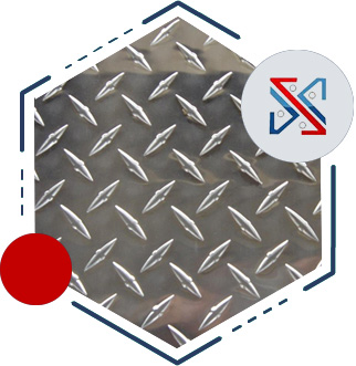 One Bar Chequered Plate