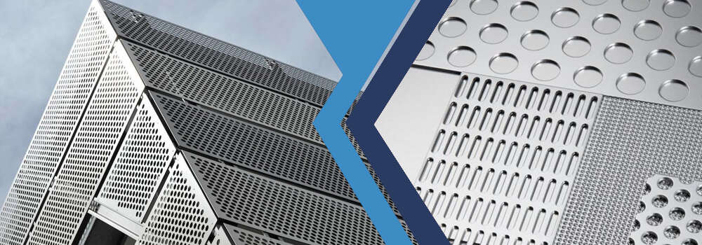 Stainless Steel Perforated Sheet / Plate